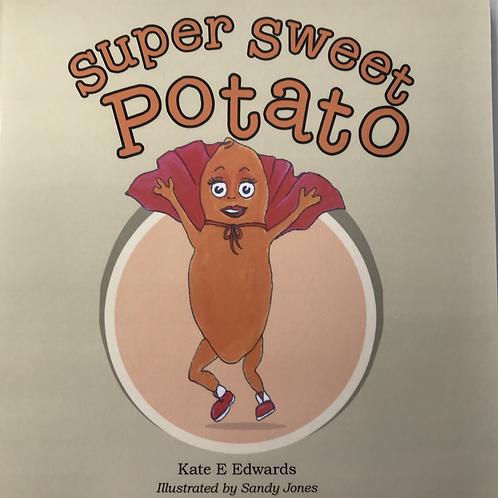 Super Sweet Potato book