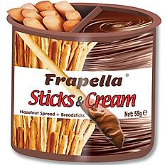 Sticks & Cream (Chocolate)