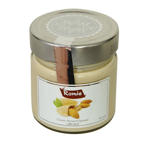 Almond Spread 220 gr