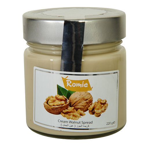 Cream walnut 220 gr