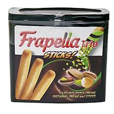 Pistachio cream and Hazelnut cacao cream (Trio)