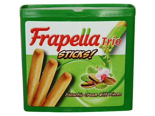 Pistachio + Pistachio Pieces Trio Sticks
