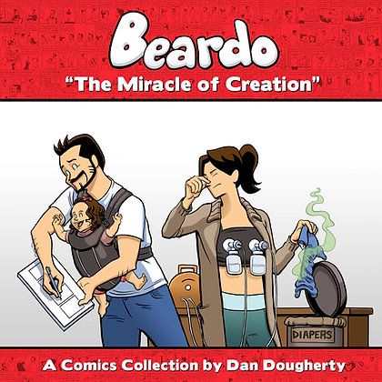BEARDO Volume 5: The Miracle of Creation