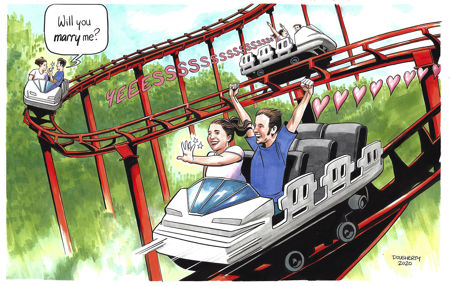 Rollercoaster Proposal