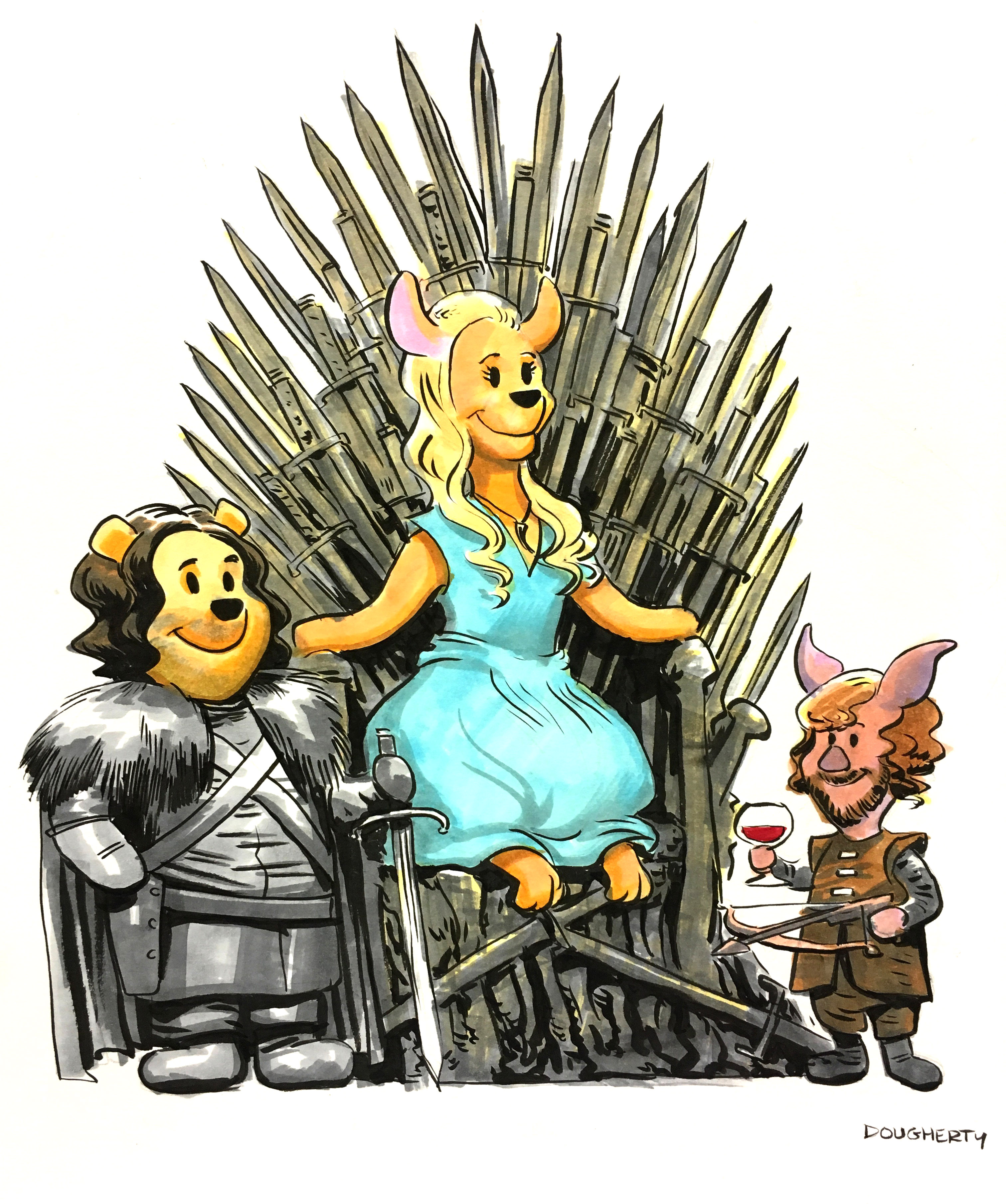 Game of Pooh