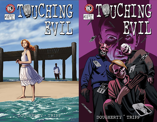 Touching Evil #10-11