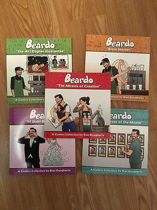 Beardo: The Complete Five Volume Set