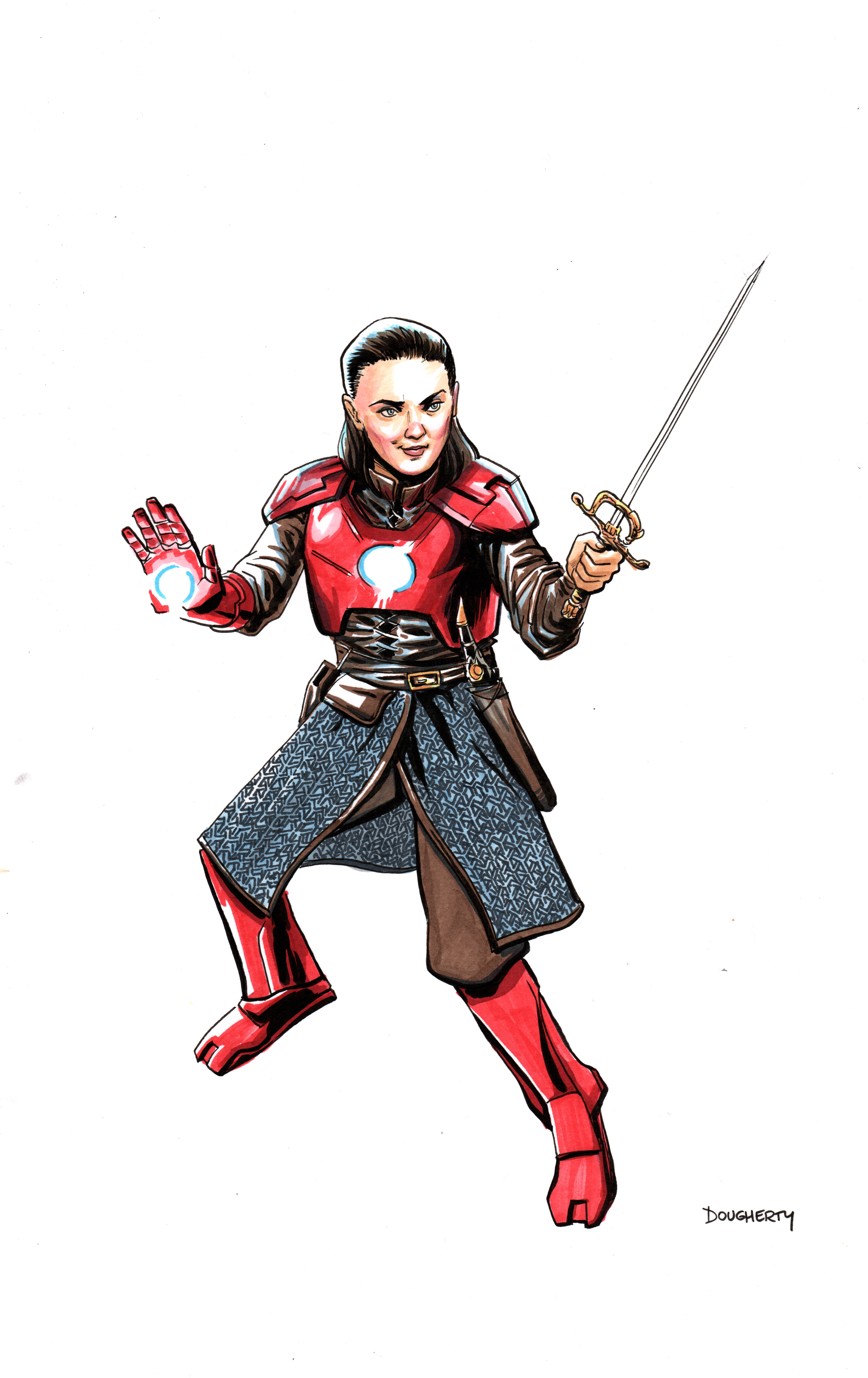 Arya Stark: Iron Girl
