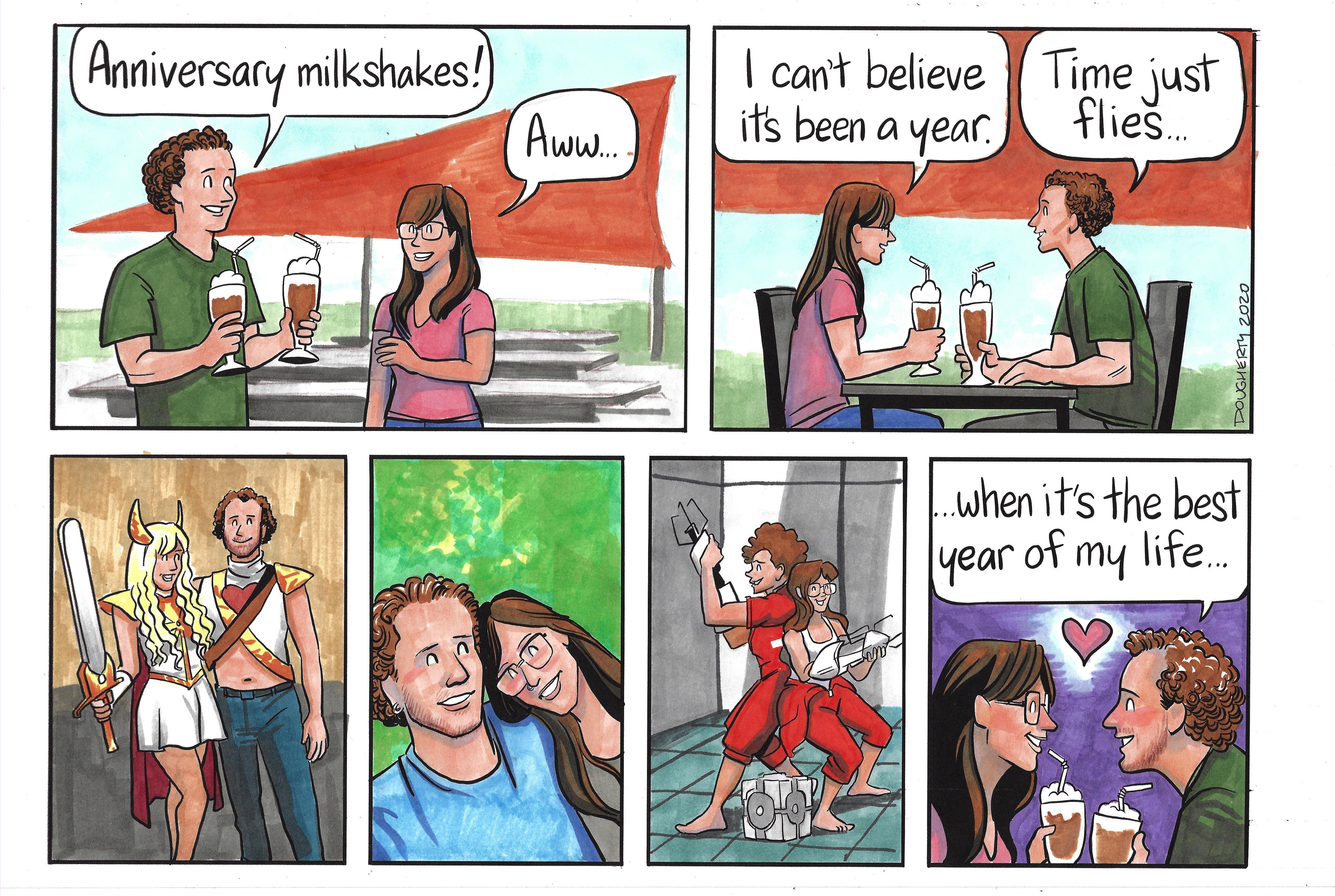 Anniversary Comic