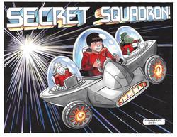 Secret Squadron!