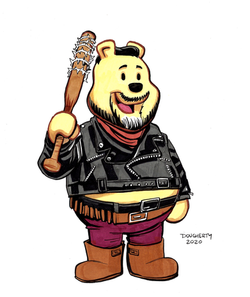 Pooh Negan