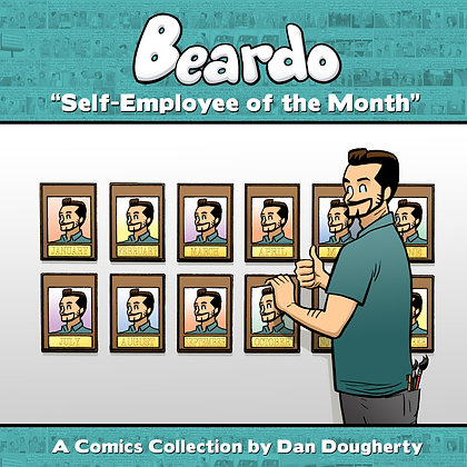 Beardo Volume 4 - Self-Employee of the Month