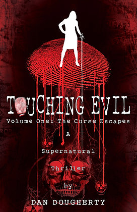 Touching Evil Hardcover (Limited Edition)