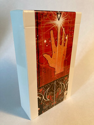 Touching Evil 78 Card Tarot Deck