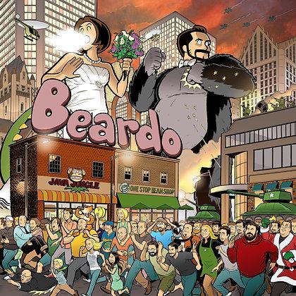 Beardo Volume 3 LIMITED EDITION 1st Print!