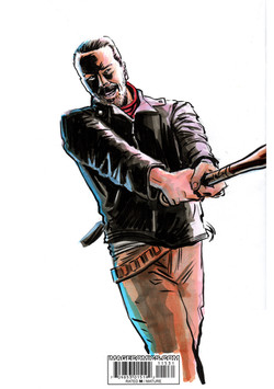 Negan from Walking Dead