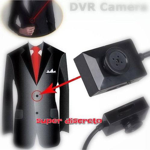 Micro Camera Espião USB Botão Grava No Micro sd