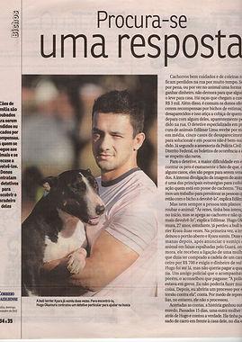 Detetive Edilmar Lima entrevista.