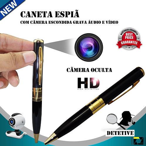 Nova Caneta Espiã Filma Hd 1280 X 960