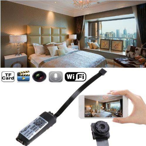Câmera Espiã De Botão Com Wi-fi Até 32gb