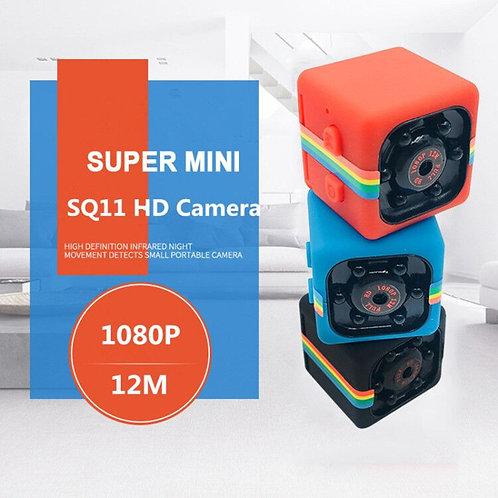 Mini Câmera SQ11 Full HD Detecção de Movimento
