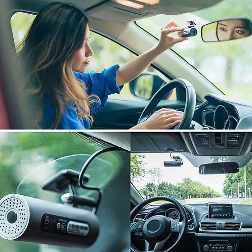 Câmera Automotiva Xiaomi 70mai Wi-fi Original
