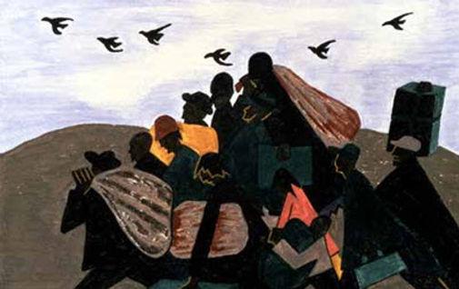 Migration Series, No. 3 (1940-41)