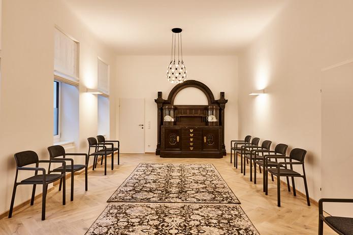 ALTANGEREL-WODNAR Ordination Wien Wartezimmer