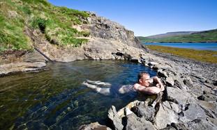 איסלנד בדגש הפיורדים המערביים