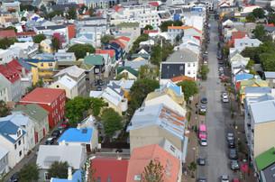 הרחוב של לייפור אריקסון