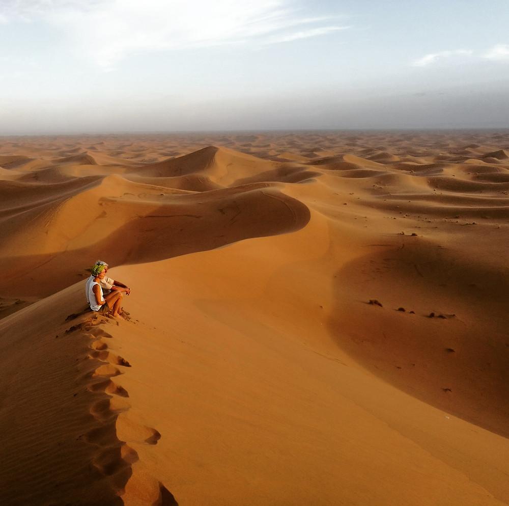 טיול מאורגן למרוקו - מדבר סהרה