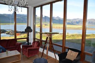חצי האי סנייפלסנס, איסלנד