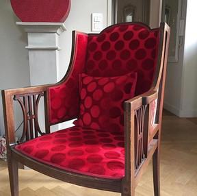 #fauteuil anglais