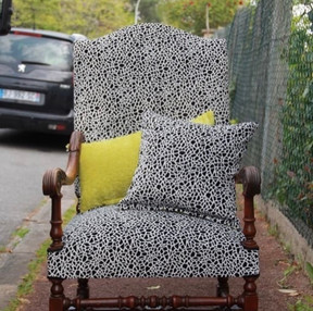 #fauteuil Louis XIII