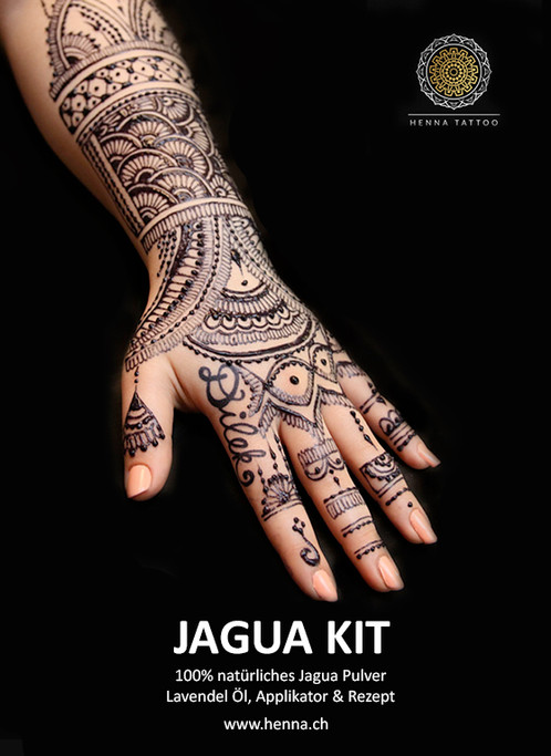 jagua kit henna tattoo online shop schweiz. Black Bedroom Furniture Sets. Home Design Ideas