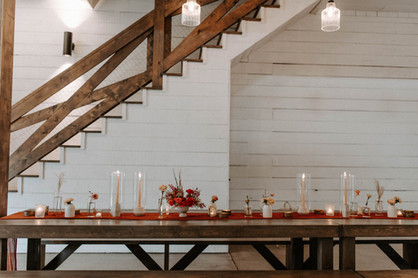 wedding_reception_florist_organic_florals_wedding_flowers_love_red_bohemian_tapers_candles_candlelight_organic_modern