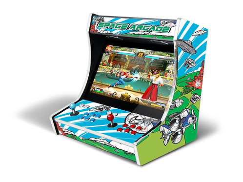 Bartop XL Deluxe | Space Arcade
