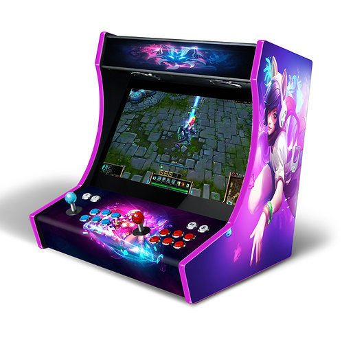 Bartop XL Deluxe | League of Legends