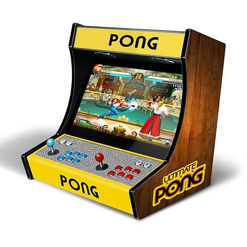 Bartop XL Deluxe | Pong