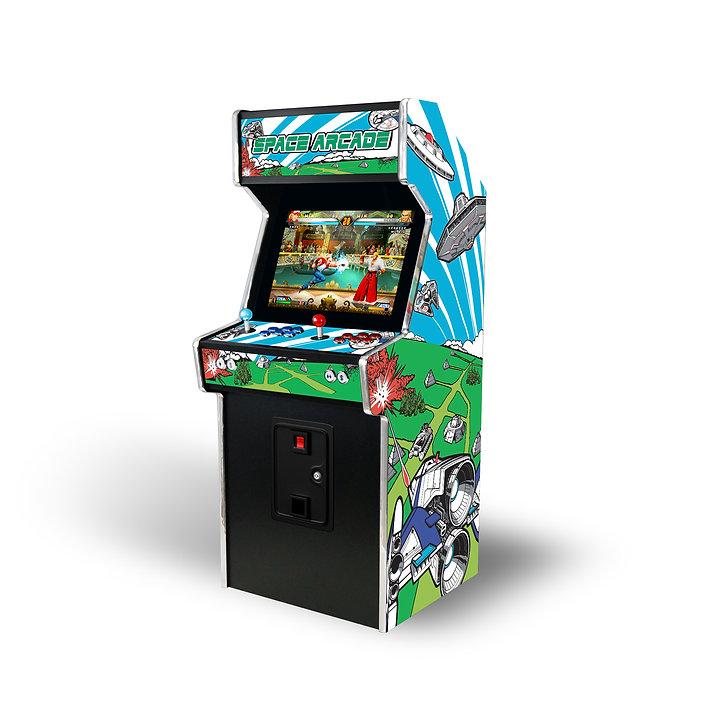Borne d'arcade personnalisée | borne arcade | min borne arcade