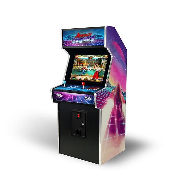 Borne d'arcade personnalisé | arcade legacy