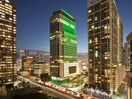 Foram Group Class-A Commercial Tower in Miami Earns LEED Platinum