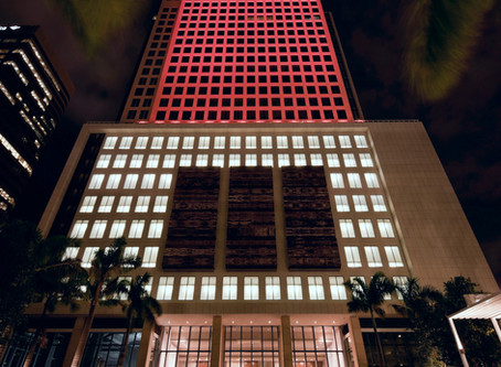 Brickell World Plaza Combines Connectivity, Sustainability to Provide Green Class-A Office Space