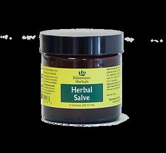 Herbal Salve 2 oz