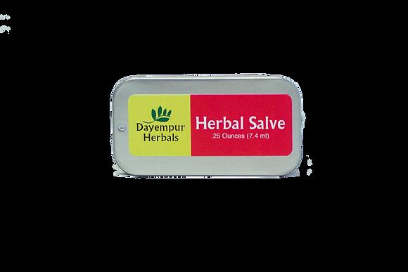 Herbal Salve .25 oz