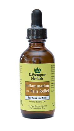 Inflammation and Pain Relief for Sensitive Skin 2oz