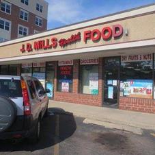JD Mills Health Foods