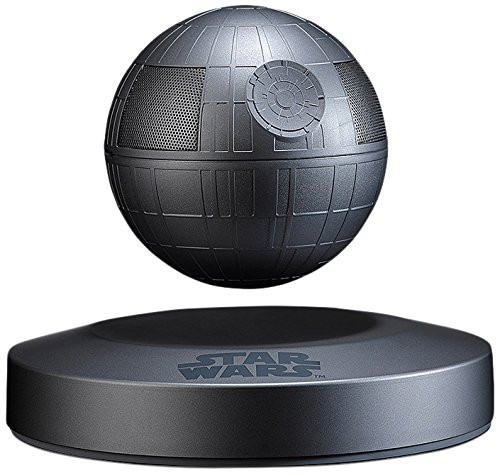 Levitating Death Star Bluetooth Speaker