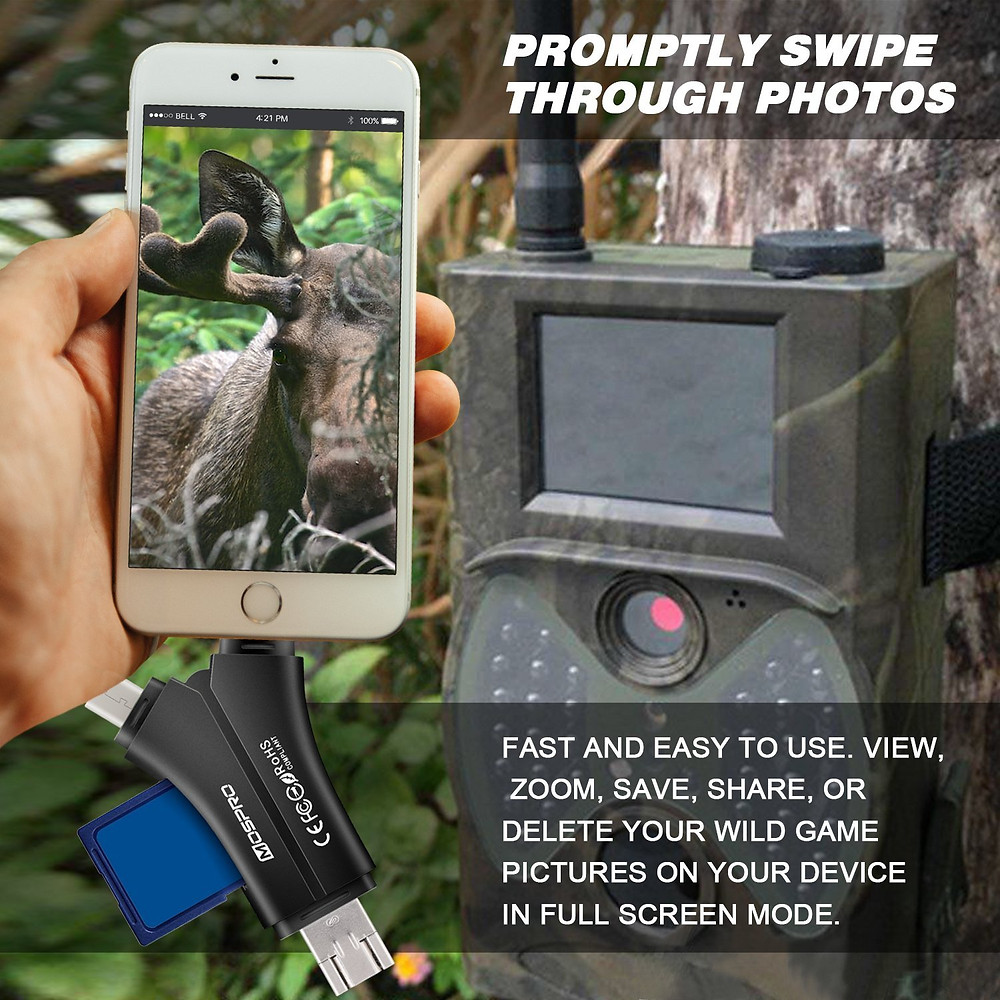 MOSPRO Trail Cam Viewer