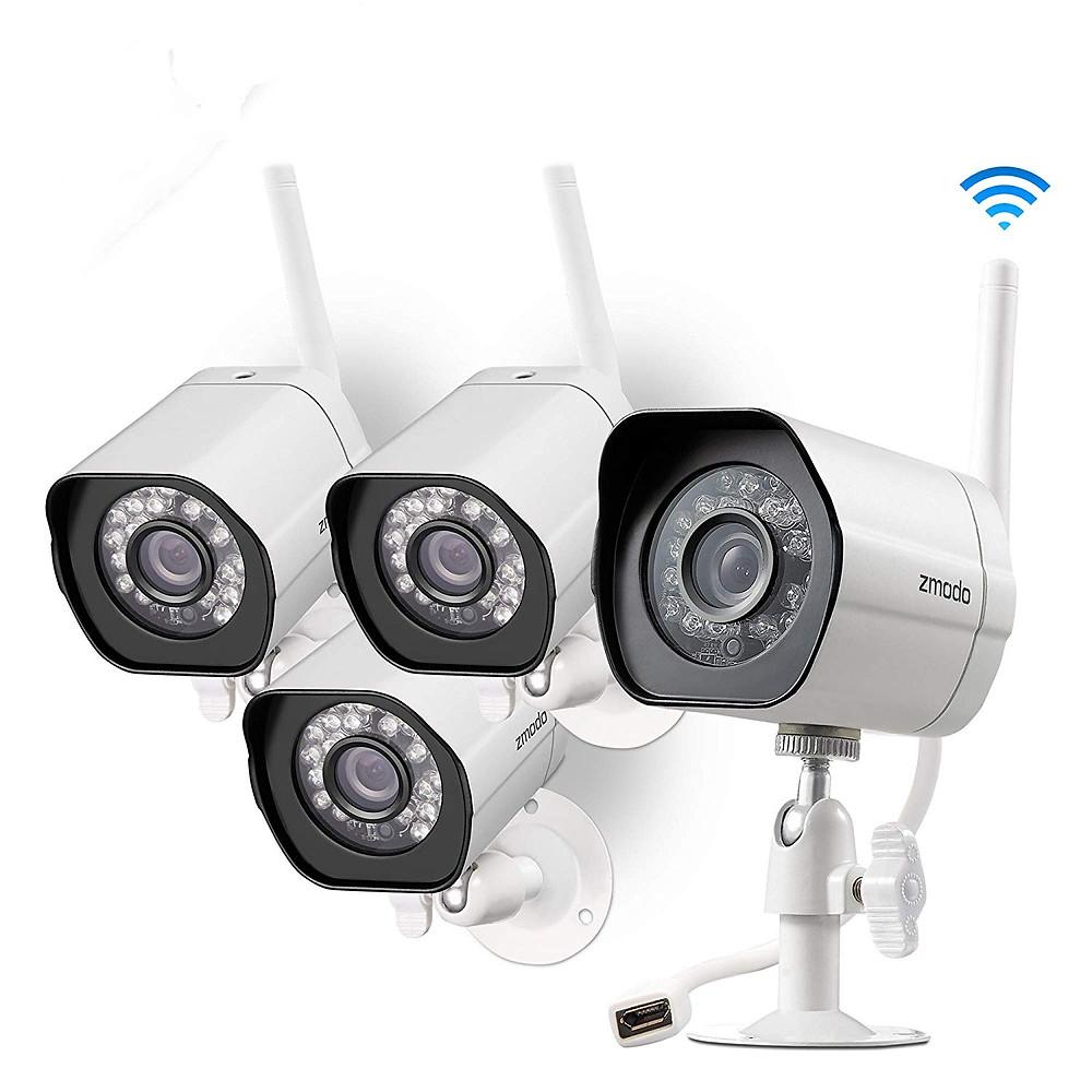 Zmodo Wireless Security Camera System